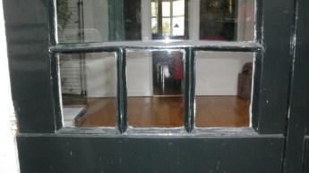Buitenaanzicht oude deuren