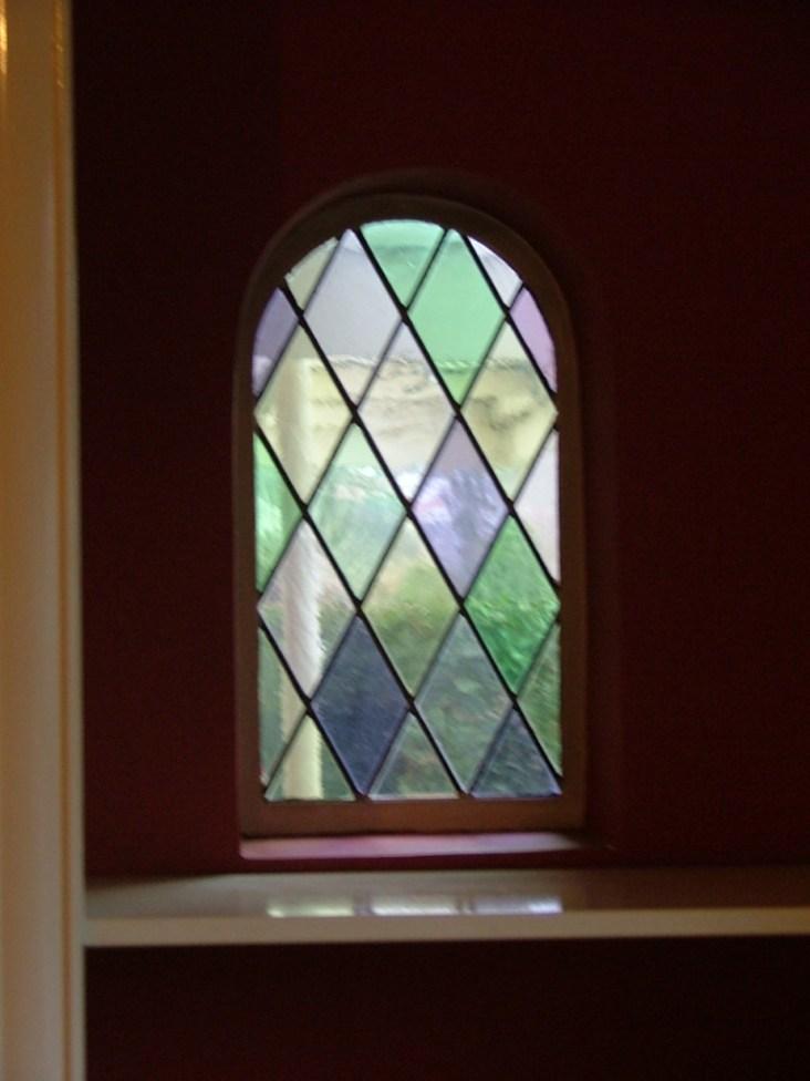 Zijraam oud raam