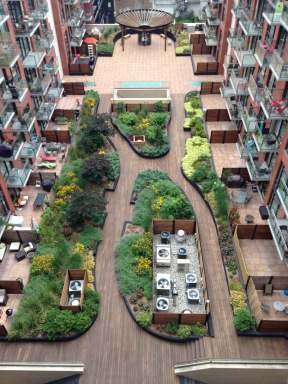 Highview Creations-101 Bedford-Green Roofs NYC 1
