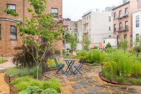 Highview Creations-Maujer Courtyard-Green Roofs NYC 14