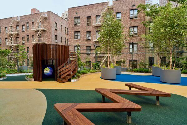 Highview - Lenox Hill Neighborhood House - Playscape NYC