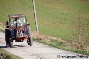International traktor