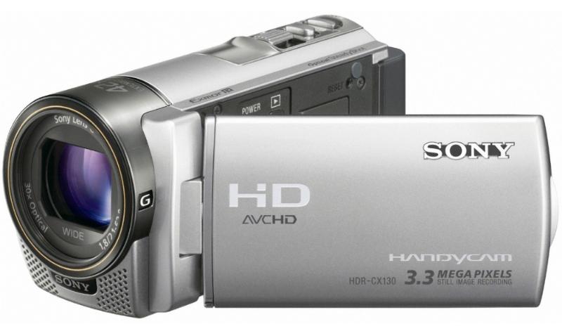 SONY HDR-CX130E Kamera