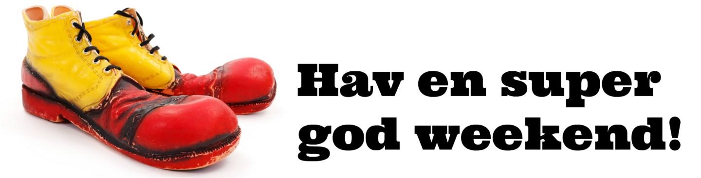 god-weekend
