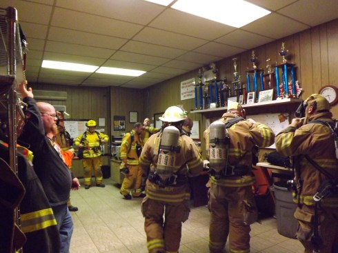fire co training 021