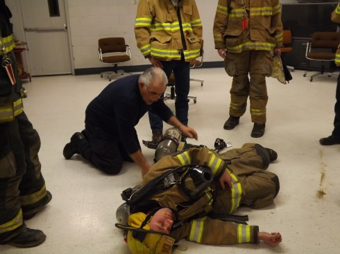 fire co training 090