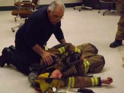 fire co training 093