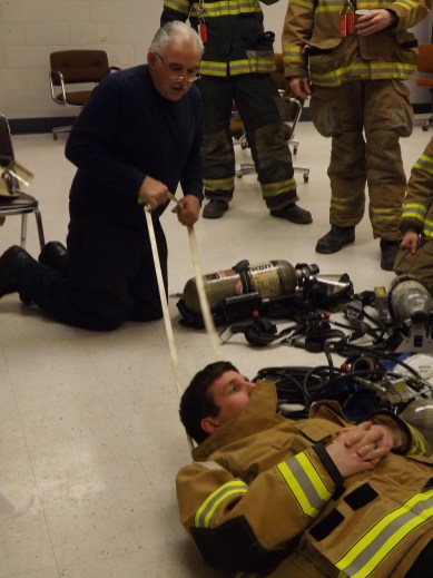 fire co training 115
