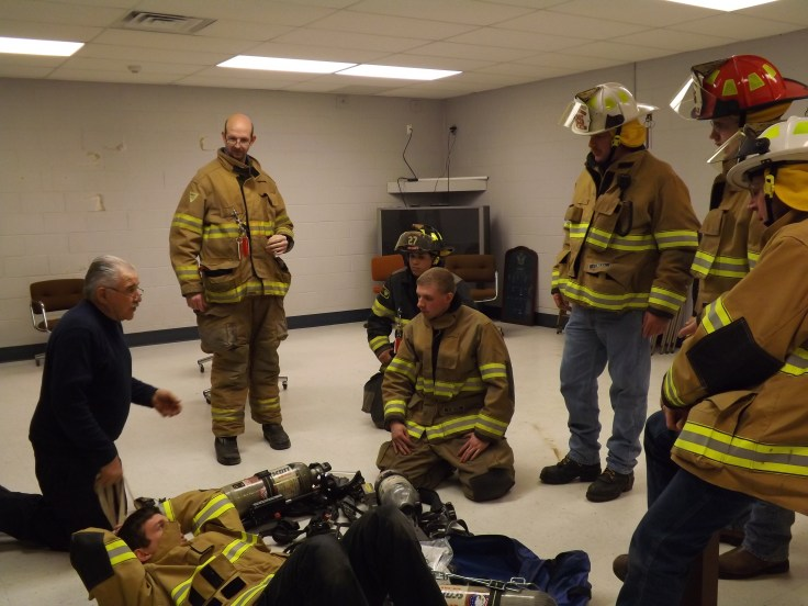fire co training 118
