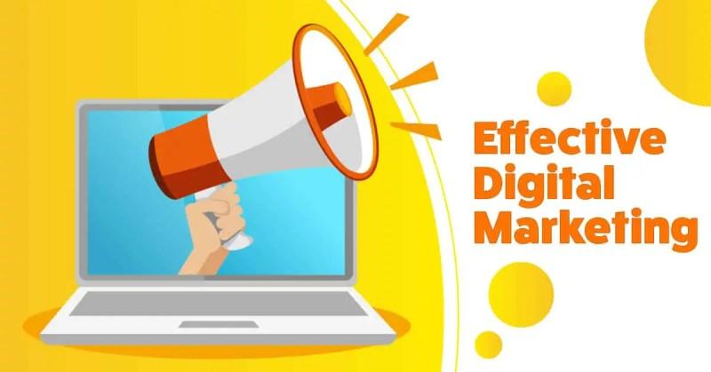Effective Digital Marketing
