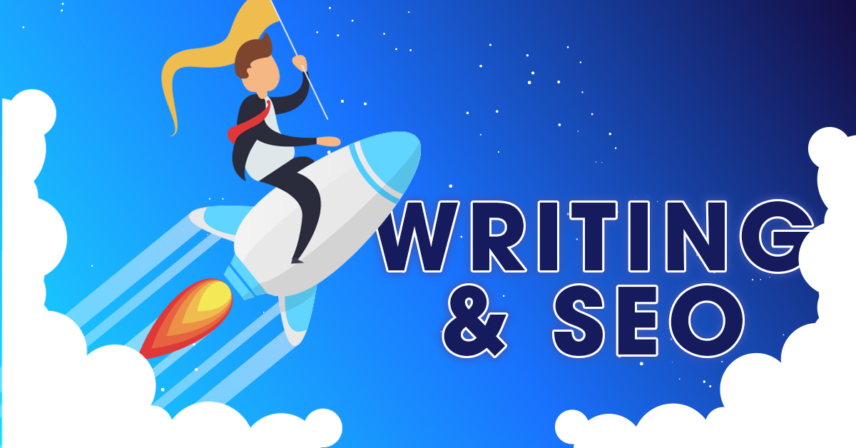 The connection between Writing and SEO