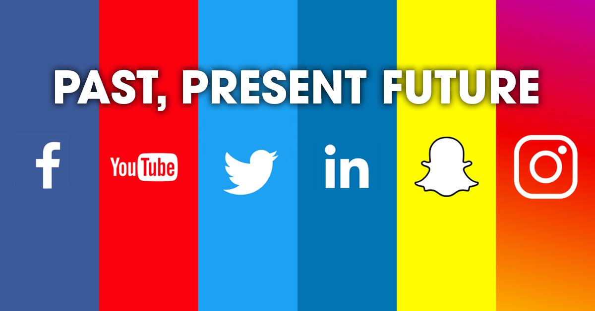 social media: past, present, future
