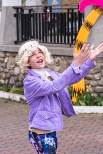 Willfest, a Hudson Valley celebration of Shakespeare and all things theater in Cold Springs, NY on April 22, 2017. (photo by Gabe Palacio)