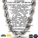 I Used 2 Love Her... Hip-hop Vol. 2 Mixtape by DJ