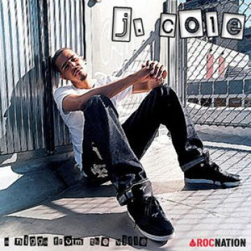 Image result for j. cole nigga from the ville