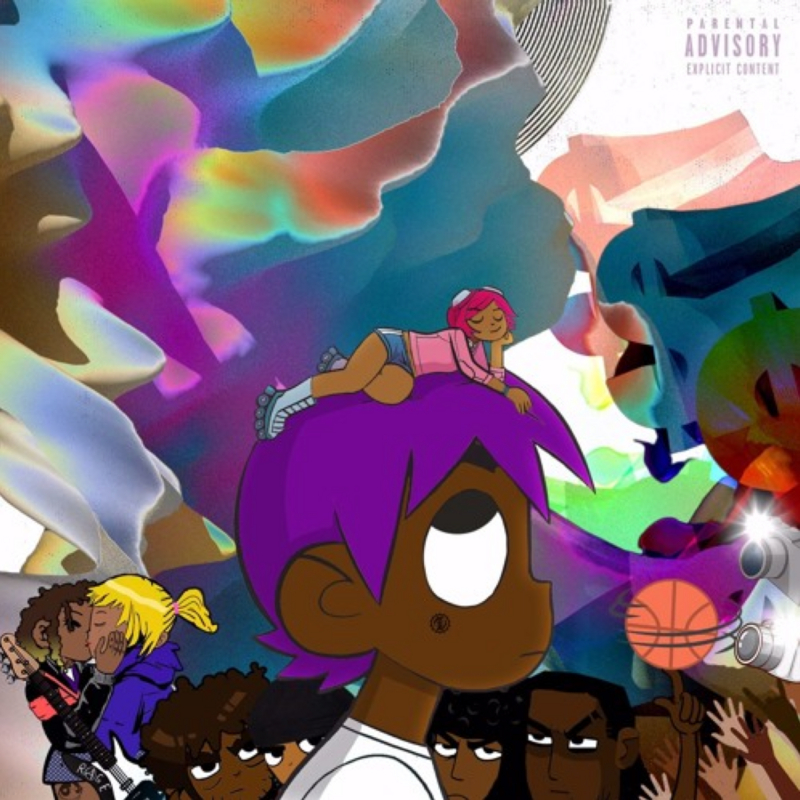Image result for lil uzi vs the world