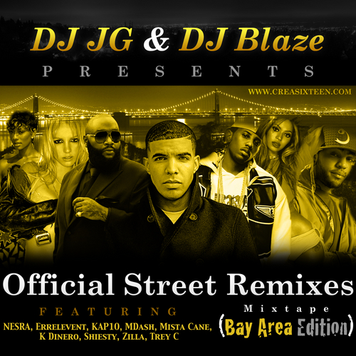 Various Artists  Official Street Remixes (bay Area