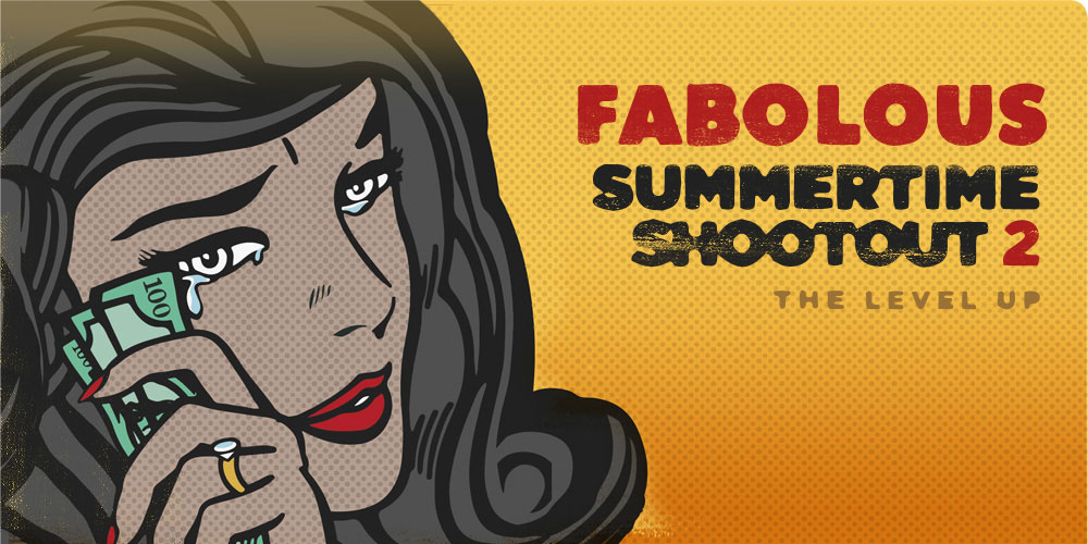 MixTape Fabolous – Summertime Shootout 2 | iPower 92 1/104 1 FM