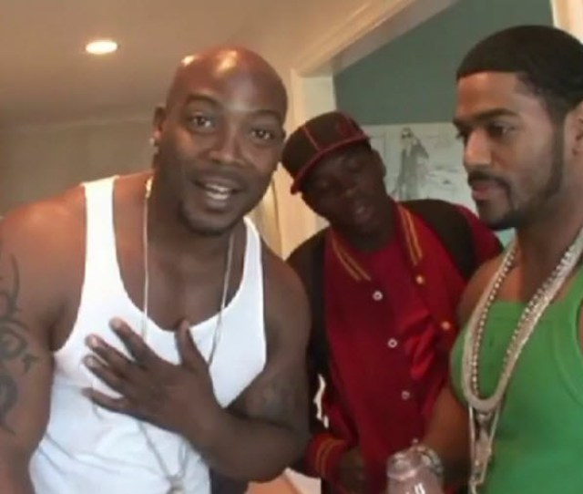 B Pumper Gets Called Out On His Jewelry 50 Cent Dont Care About You Or Your Pinky Ring Video