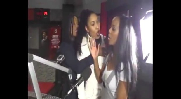 Image result for Two South African Women Go At It On A Live Radio Show Over A Soccer Player!