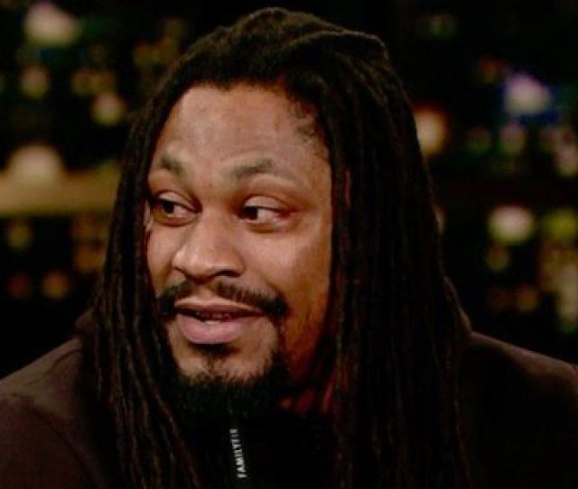 Marshawn Lynch Blasts President Trump That Motherfcker Say A Lot Of Sht