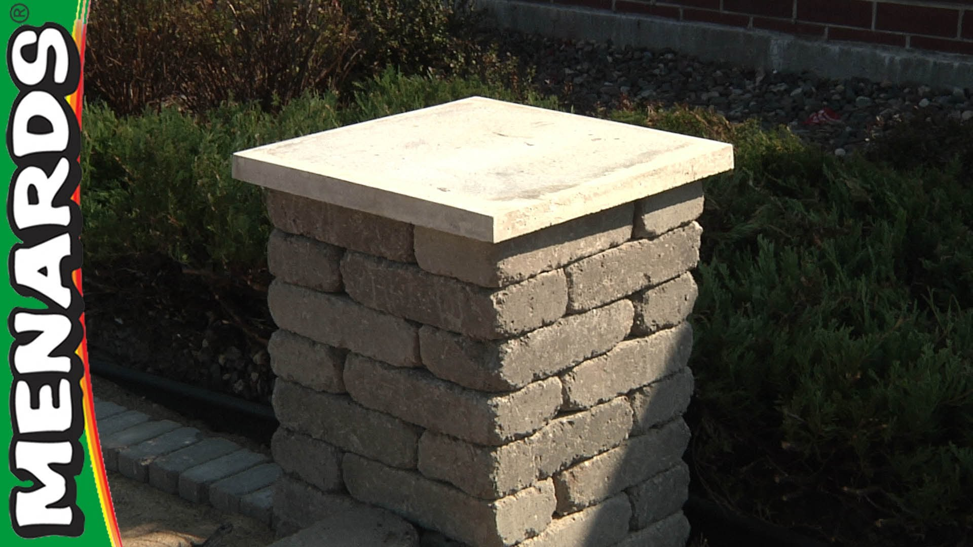 How To Cut Concrete Blocks In Half