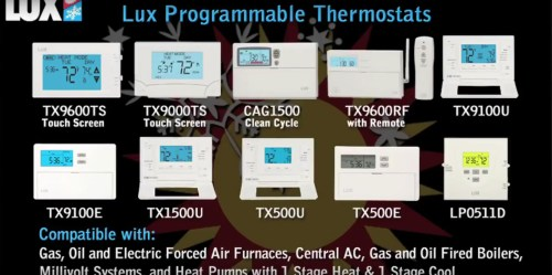 small resolution of  luxhowtoselectaproduct lux products at menards lux thermostat tx9600ts wiring diagram at cita asia