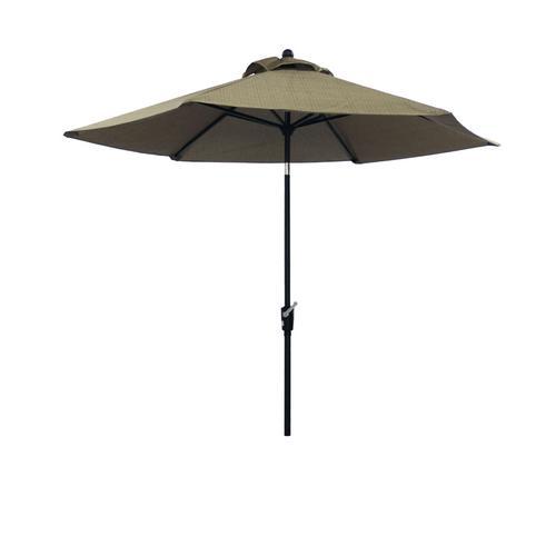 Backyard Creations Murano 9 Patio Market Umbrella at Menards