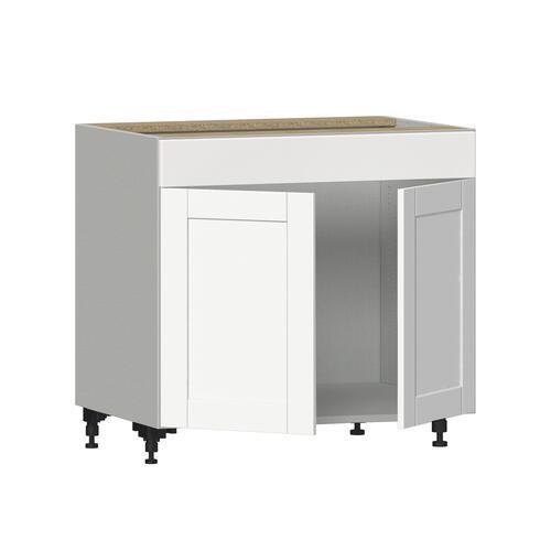 klearvue cabinetry sink base cabinet