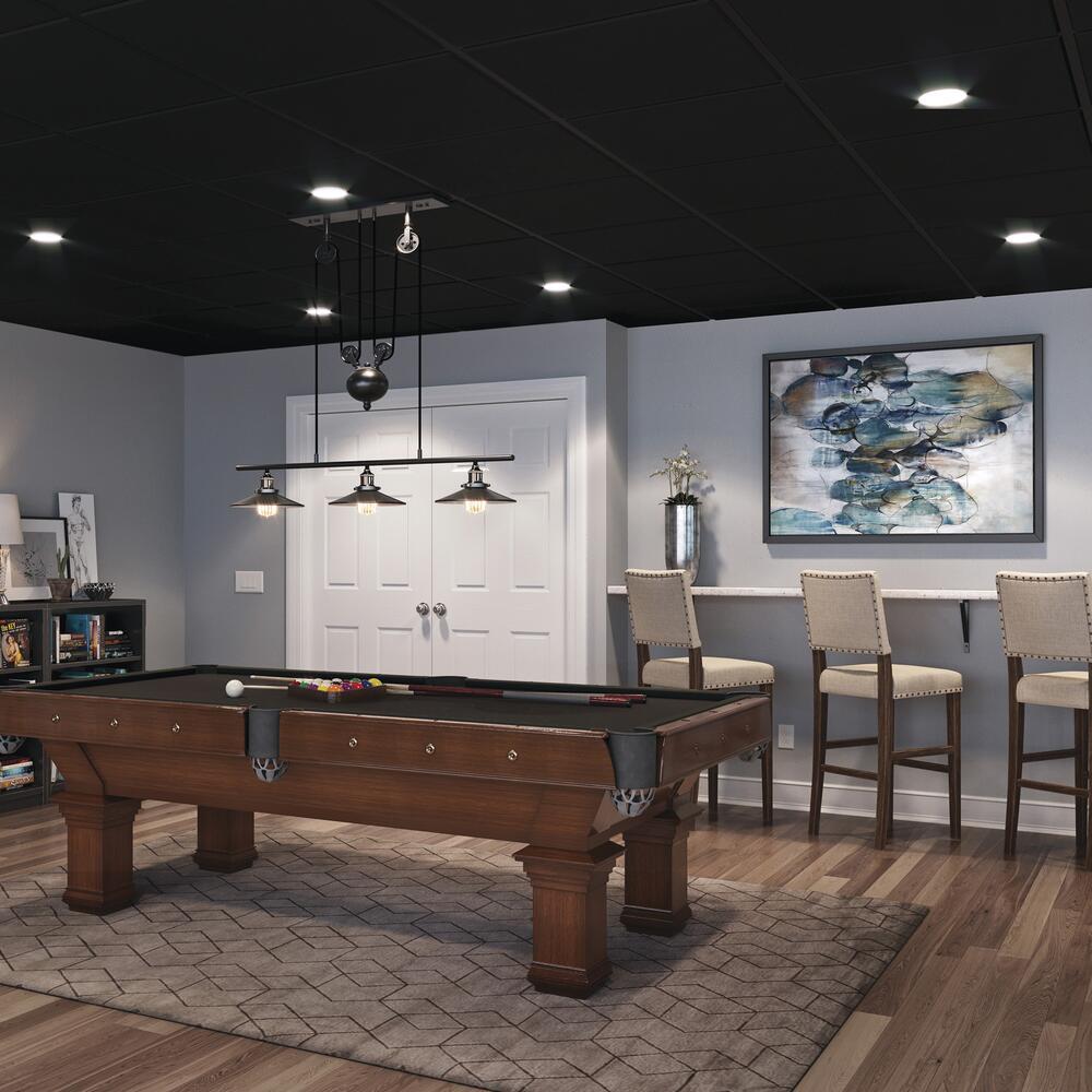 2 stucco pro drop ceiling tile