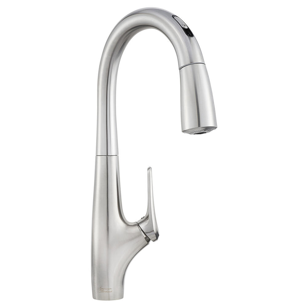 handle pull down kitchen faucet