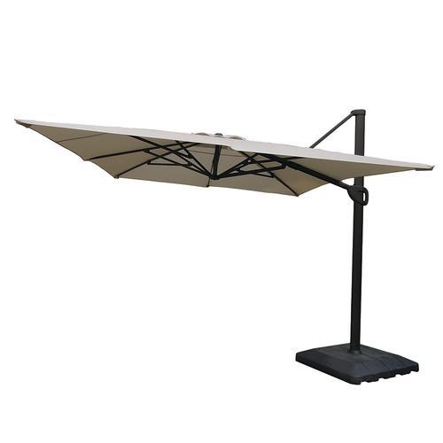 Backyard Creations 10 x 13 Offset Patio Umbrella at Menards