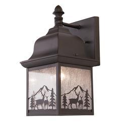 outdoor wall lights at menards
