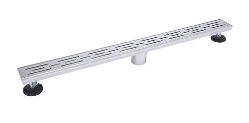 b k 24 chrome linear shower drain
