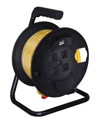 extension cord reel roll up door motor wiring diagram smart electrician with outlets and 50 14 3 sjtw power at menards