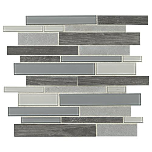 14 glass and stone mosaic tile