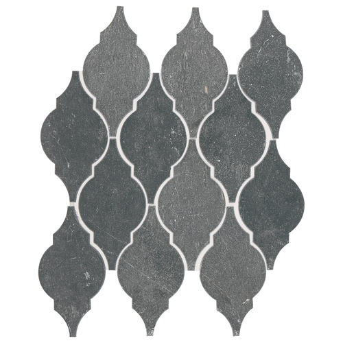 15 eleganza arabesque slate mosaic tile