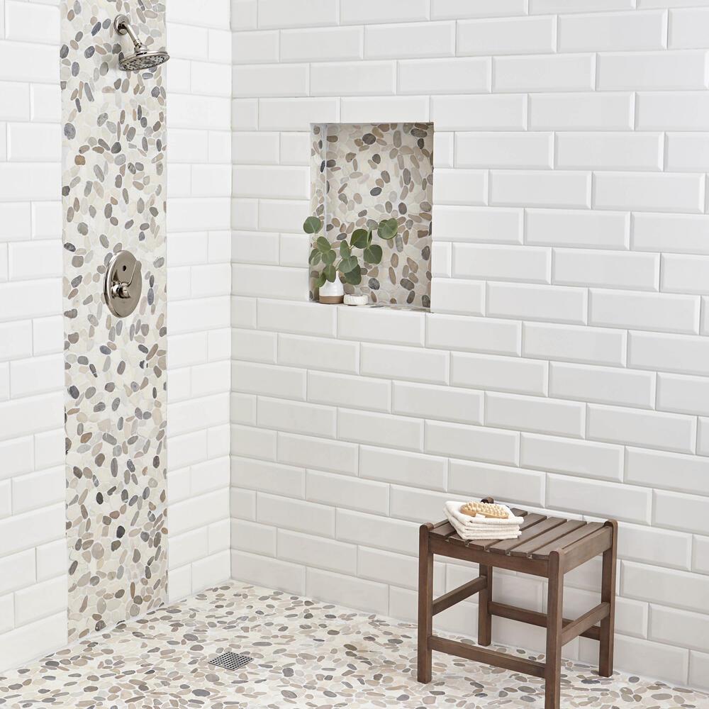 12 bevel ceramic wall tile at menards