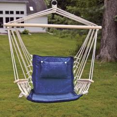 Hammock Chair Swings Gci Outdoor Recliner Backyard Creations Hanging Assorted Colors At Menards