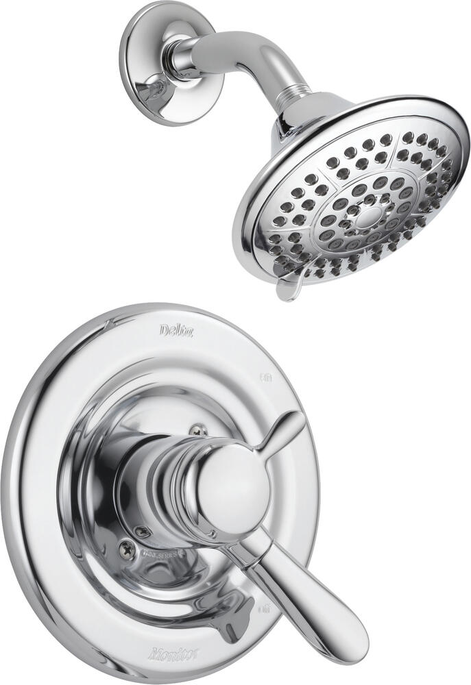 one handle 5 spray shower faucet