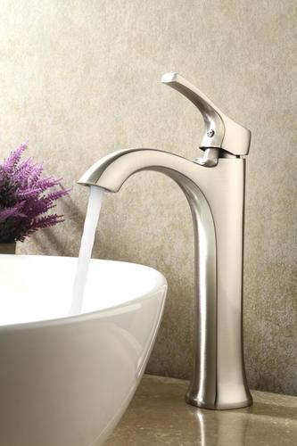 morey one handle vessel bathroom faucet
