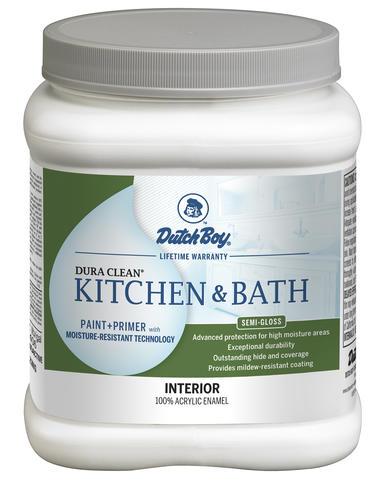 Dutch Boy Dura Clean Kitchen & Bath Interior Acrylic