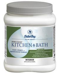 Dutch Boy Dura Clean Kitchen & Bath Interior Acrylic ...