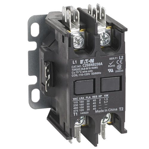 Pole Contactor 240v Wiring Diagram Get Free Image About Wiring