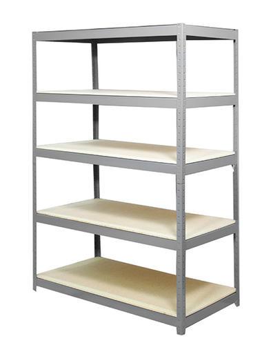 48 w x 72 h x 24 d 5 shelf metal