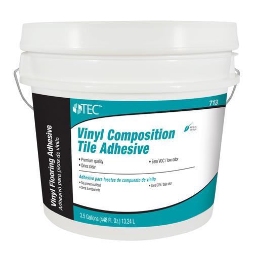 tec vinyl composition tile adhesive