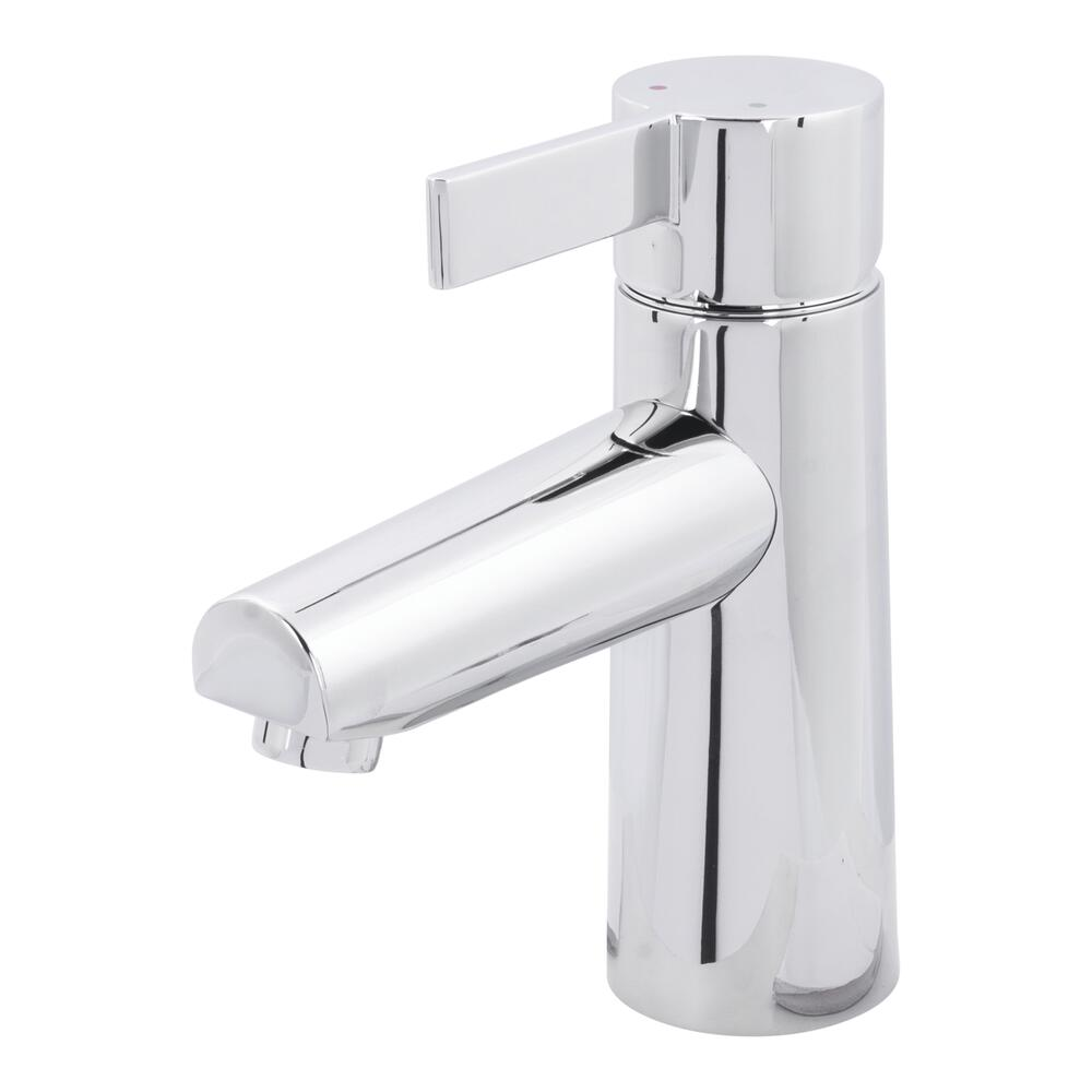 h2o modern one handle bathroom faucet