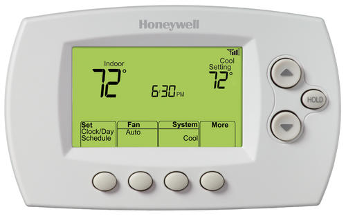 honeywell rth9580wf youtube basement shower plumbing diagram 7 day wi fi programmable thermostat at menards