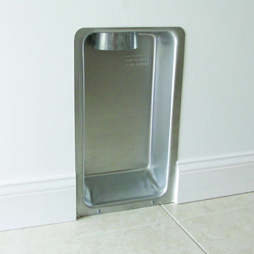 dryerbox 4 in wall dryer exhaust