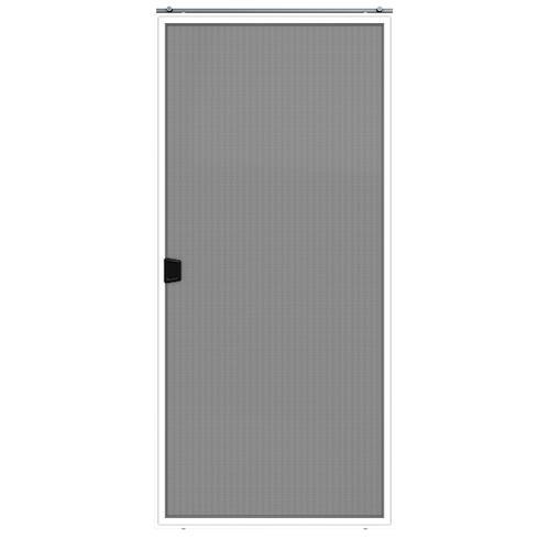 x 80 h center hinged patio screen door